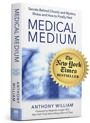 medical medium nyt bestseller